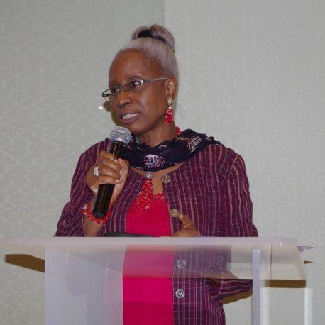 Ms. Shade Bembatoum- Young