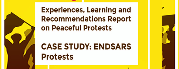 Experiences, Learning and Recommendations Report on Peaceful Protests